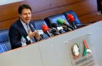 Прем'єр-міністру Італії вдалося отримати вотум довіри Сенату
