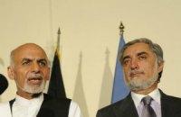 Афганистан и США подписали соглашение о безопасности
