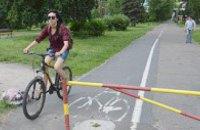 Велодоріжки у Києві: шукаємо розмітку та маневруємо між МАФами