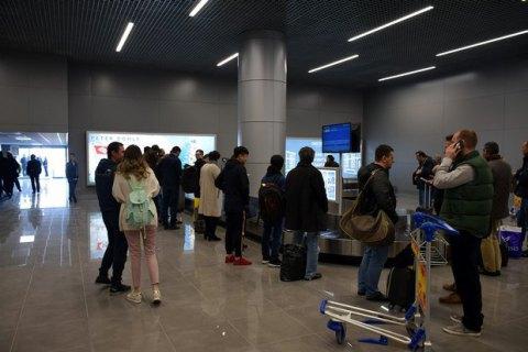 Одесская полиция проверяет информацию о заминировании аэропорта