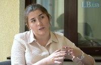 """Народна депутатка від """"Слуги народу"""" Анна Коваленко: """"Усі причетні до корупційних схем в оборонці мають сидіти"""""""