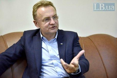 Садовый обжаловал меру пресечения и не будет вносить 1 млн гривен залога