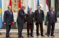 Лидеры ТС договорились о таможенных барьерах для Украины