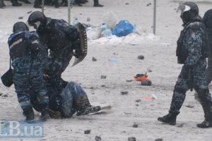 Кількість затриманих демонстрантів обчислюється сотнями