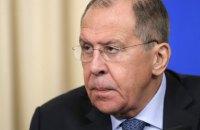 """Лавров заявил, что ЕС разрушил отношения с Россией """"односторонними решениями Брюсселя"""""""