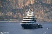 Лондонский суд постановил арестовать яхту российского миллиардера стоимостью $492 млн