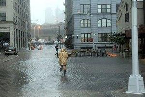 В Нью-Йорке возобновилась работа транспорта