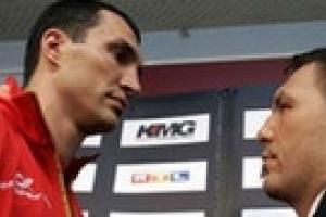 Бой между Владимиром Кличко и Русланом Чагаевым состоится