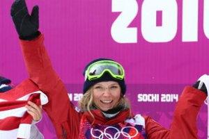 """Канадская спортсменка выиграла """"золото"""" в слоупстайле"""