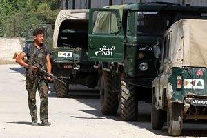 З Туреччини до Сирії повернулися дві тисячі бійців сирійської опозиції