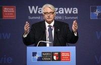 Избрание Туска президентом Евросовета фальсифицировано, - Ващиковски