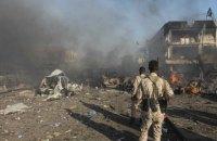 45 человек погибли в результате двух взрывов в столице Сомали
