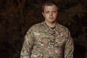 Семенченко повертається на Донбас