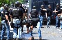 На македонский город напали вооруженные сторонники Великой Албании (обновлено)
