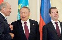 Россия, Беларусь и Казахстан снимают внутренний контроль