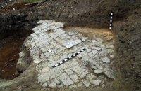 В Каменце-Подольском нашли самую старую городскую брусчатку в Украине