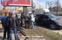Біля Stereo Plaza в Києві сталася масова бійка