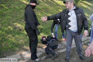 Во Львове завели дело за побитого коммуниста