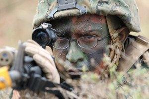 """Пентагон розраховує зробити солдатів США більш """"окатими"""""""