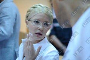 Прокурори пояснили перенесення касації турботою про права Тимошенко