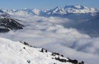 4 тысячи туристов застряли на дороге во французские Альпы из-за сильного снегопада