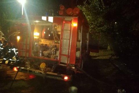 Пожар в херсонской многоэтажке: заживо сгорели двое мужчин