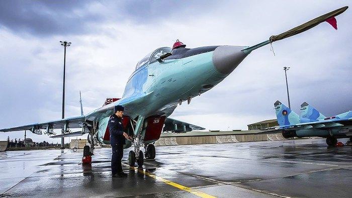 МiГ-29 ВПС Азербайджану