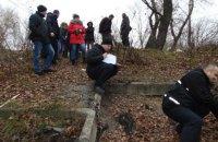 В Киеве возле реки нашли труп мужчины с разбитой головой