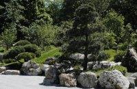 В киевском парке Киото открыли японский сад камней