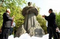 У Єревані відкрили перший у Вірменії пам'ятник Тарасу Шевченку