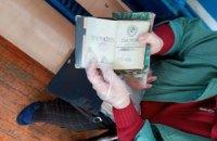 У Кривому Розі пенсіонерка намагалася проголосувати за радянським паспортом, - ОПОРА