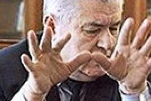 Владимир Воронин покидает пост президента Молдавии