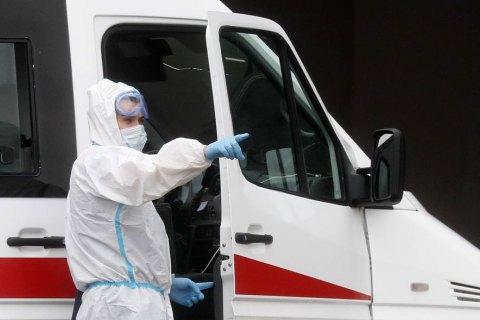 За сутки в Украине зафиксировали 1318 новых случаев COVID-19