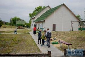 Кількість внутрішніх біженців в Україні перевищила 10 тисяч осіб, - ООН