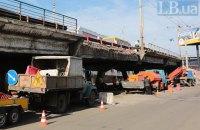 Демонтаж Шулявского путепровода в Киеве назначен на начало ноября