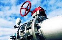 Україна скоротила імпорт газу на 25% у 2018 році