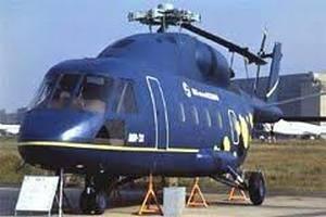 Новый российский транспортный вертолет установил рекорд высоты