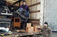 На Донбас прибула медична гуманітарна допомога з Франції