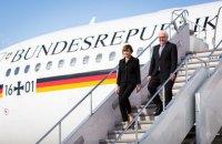 Президент Німеччини приїде в Україну 6 жовтня