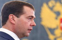 Медведєв візьме участь у демонстрації 1 травня