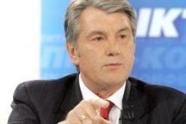 Россия увидела шантаж в письме Ющенко Медведеву