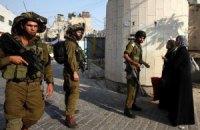 Израильские военные застрелили 20-летнего палестинца
