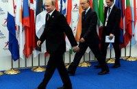 Россия не будет поставлять Украине газ в долг, - Путин