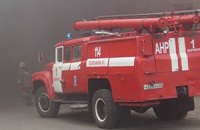 В Киеве при пожаре в хореографическом училище спасли двух учеников