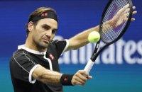 Федерер на US Open установив рекорд ATP