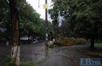 Через негоду майже 230 населених пунктів залишилися без світла