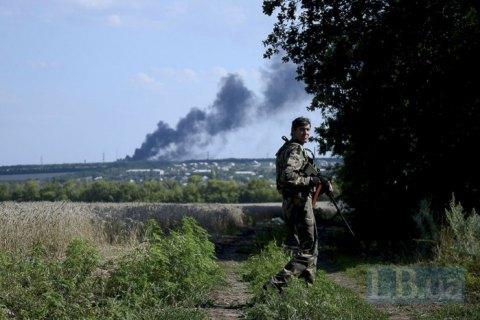 Трьох військових поранено на Донбасі у вівторок, один отримав бойову травму
