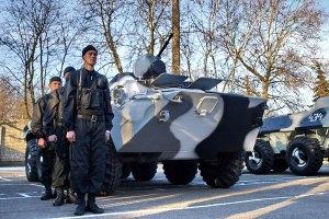 В ПР запропонували зробити з внутрішніх військ підпорядковану Президентові держслужбу