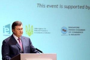 Янукович заверил финского президента в честных выборах в Раду