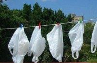 """Закон про обмеження обігу пластикових пакетів опубліковано в """"Голосі України"""""""